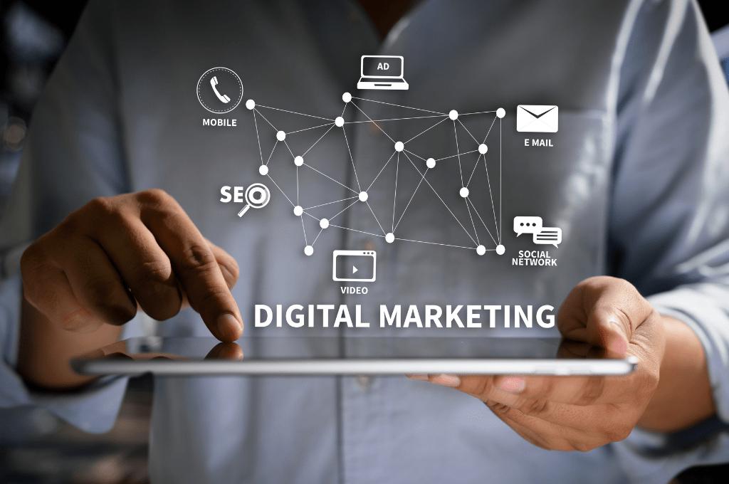 Dijital Dönüşüm ve Dijital Pazarlama Uzmanlığı