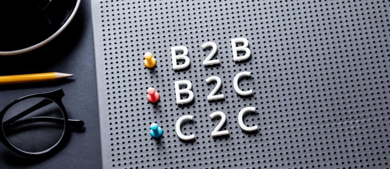 B2B-B2C-C2C